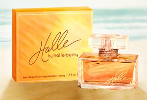 Halle Berry perfume